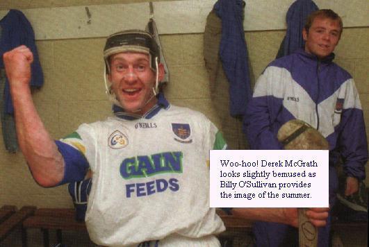 Billy O'Sullivan, Tipperary, 1998