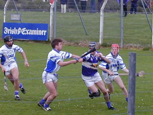 John Mullane & Tony Browne, Laois, 2001