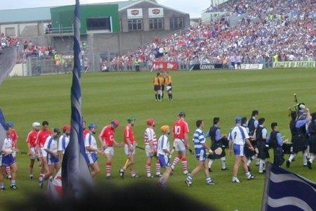 Parade, Cork, 2007