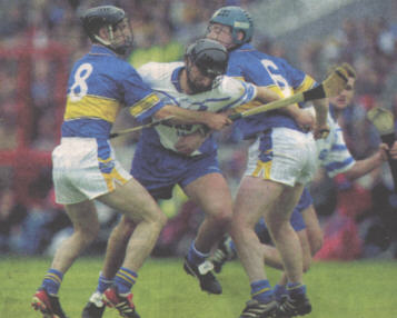 Seamus Prendergast, Tipperary, 2002