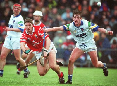 Tony Browne, Cork 2000