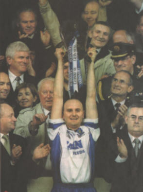 Fergal Hartley & the Munster Cup, Tipperary, 2002