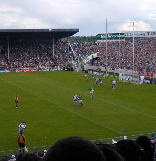 Paul Flynn, Limerick, 2007