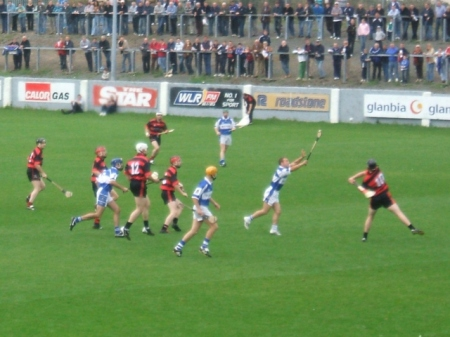 Ballygunner v Mount Sion 1, October 2007
