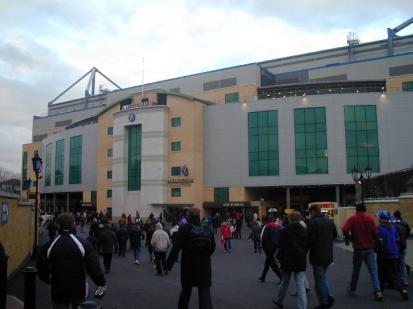 01 Chelsea v Liverpool 16 December 2001 P1010067