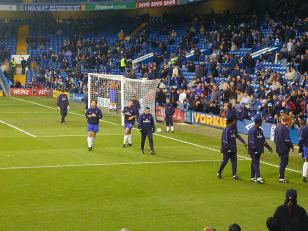 11 Chelsea v Liverpool 16 December 2001 P1010078