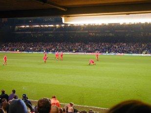 20 Chelsea v Liverpool 16 December 2001 P1010089
