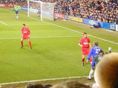 22 Chelsea v Liverpool 16 December 2001 P1010091