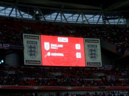 27 England v Andorra 10 June 2009 73