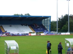10 Waterford United v Limerick 25 July 2009 09