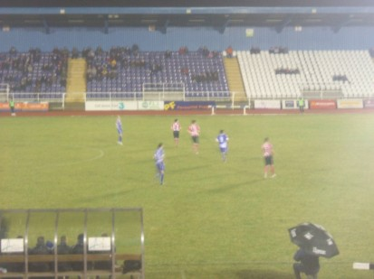 14 Waterford United v Derry City 19 March 2010