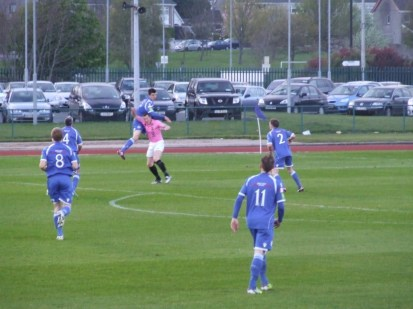 12 Waterford United v Wexford Youths 20 April 2012