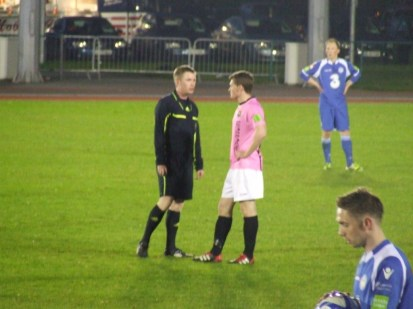 34 Waterford United v Wexford Youths 20 April 2012