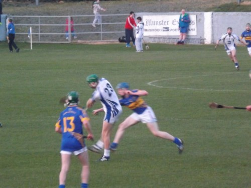31 Waterford v Tipperary 11 April 2013 - Minor