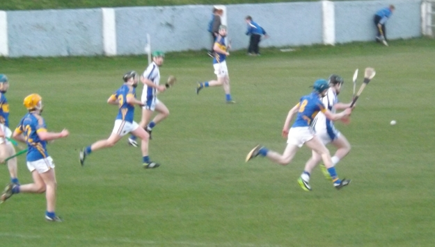 40 Waterford v Tipperary 11 April 2013 Action 3 - Minor