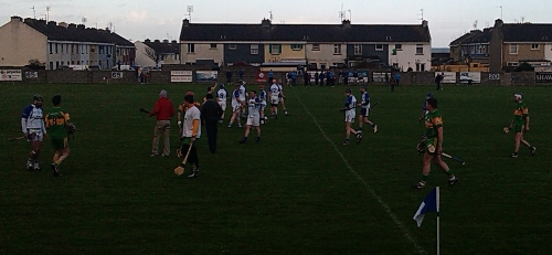 Tramore v Bunmahon 10 May 2013