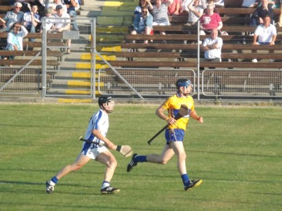 19 Waterford v Clare 18 July 2013 - Under-21