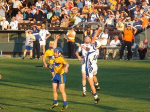 38 Waterford v Clare 18 July 2013 - Under-21