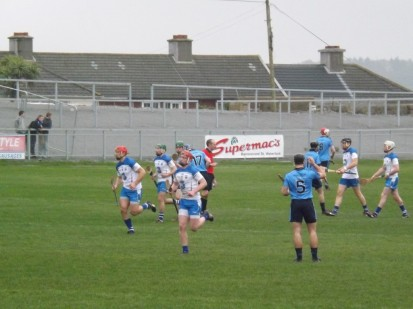02 Waterford v Dublin 9 March 2014