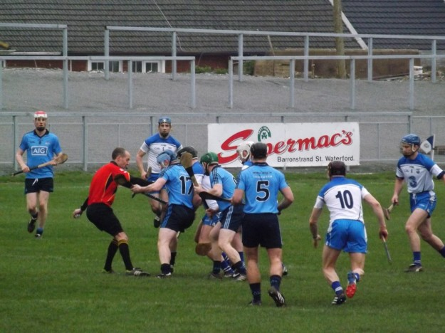 03 Waterford v Dublin 9 March 2014