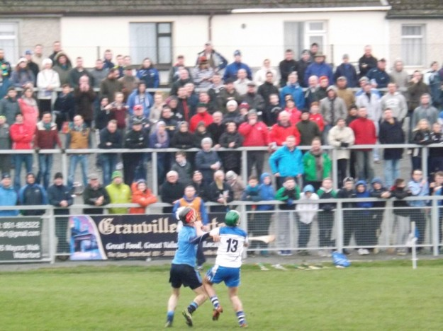 09 Waterford v Dublin 9 March 2014
