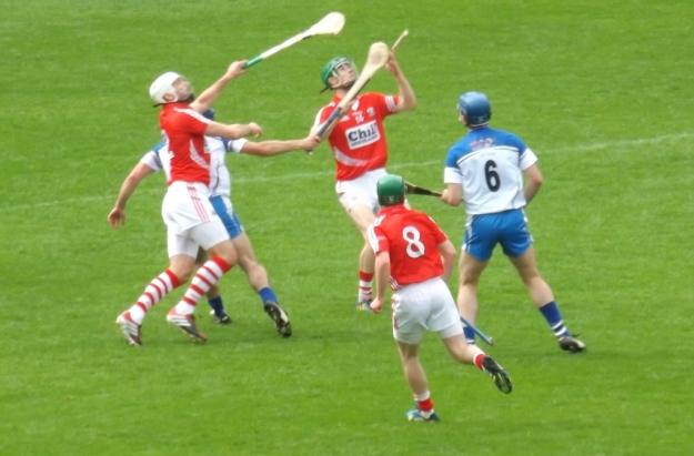 26 Waterford v Cork 25 May 2014 Action 2