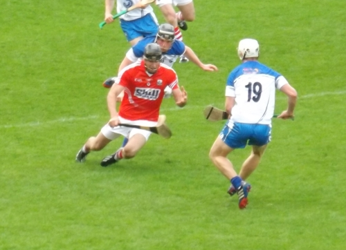 27 Waterford v Cork 25 May 2014 Action 3