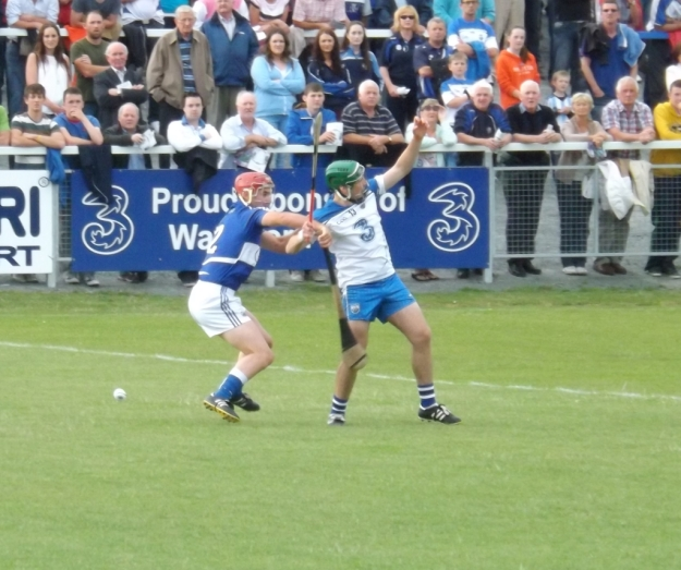 21 Waterford V Laois 28 June 2014 Action 1