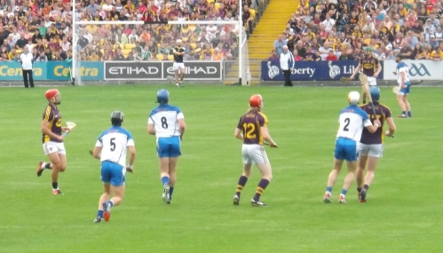 23 Waterford v Wexford 19 July 2014 Action 1