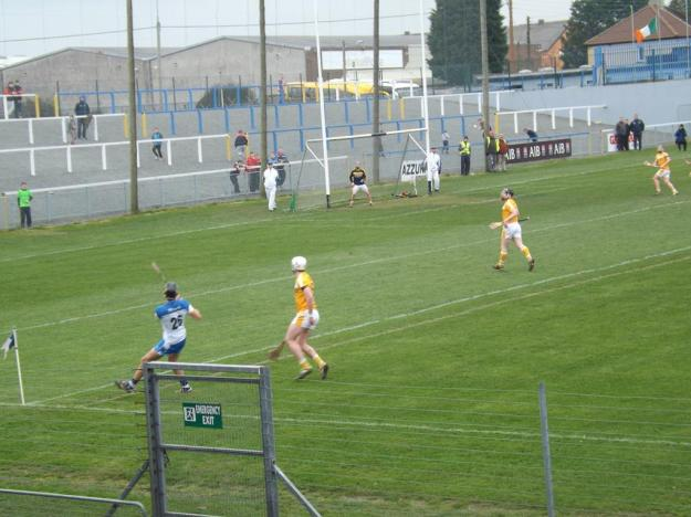 Waterford v Antrim 15 March 2015 (13)