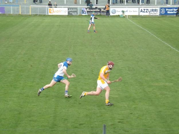 Waterford v Antrim 15 March 2015 (15)