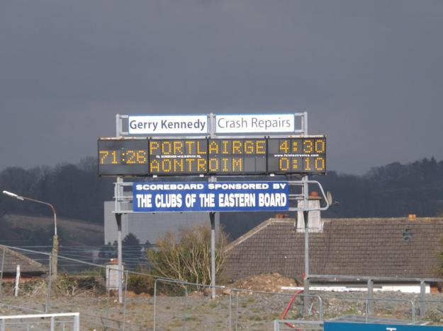 Waterford v Antrim 15 March 2015 (18)