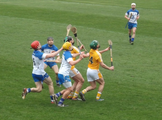Waterford v Antrim 15 March 2015 (19)