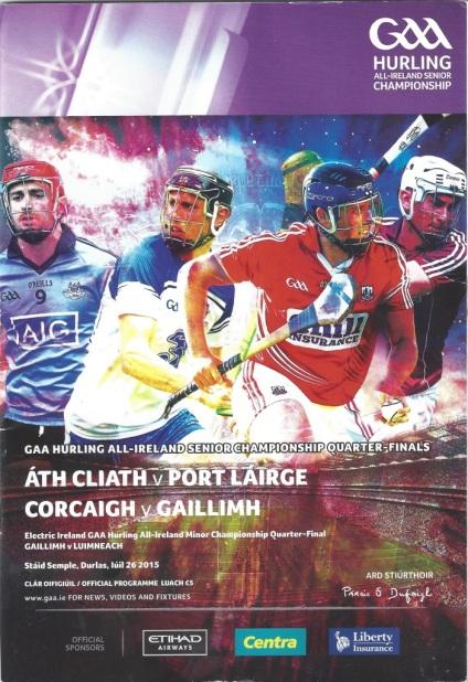 Dublin 2015 cover