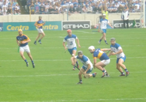 Waterford v Tipperary 12 July 2015 (Action 19)