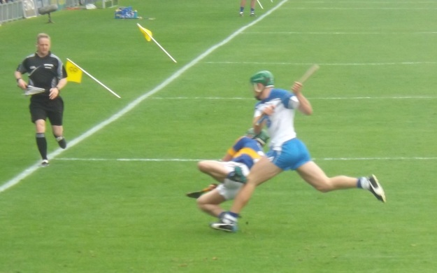 Waterford v Tipperary 12 July 2015 (Action 20)