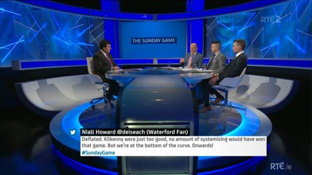 deiseach on the Sunday Game
